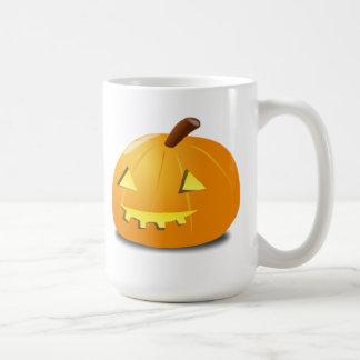 Halloween Jack-o-Lantern Mug