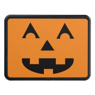 Halloween Jack O Lantern Pumpkin Face Hitch Cover