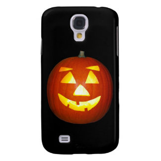 Halloween Jack o Lantern Pumpkin Galaxy S4 Case