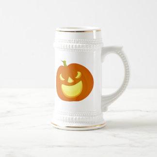 Halloween Jack-o-Lantern Pumpkin Coffee Mug