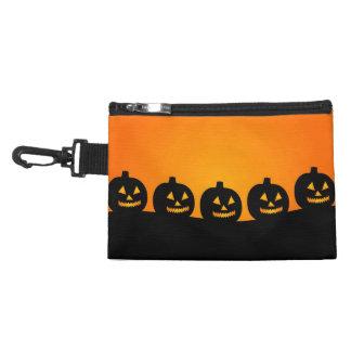 Halloween Jack-O-Lantern Pumpkin Patch Accessory Bags