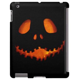 Halloween Jack-o-Lantern Skeleton Grin