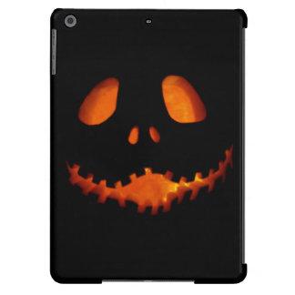 Halloween Jack-o-Lantern Skeleton Grin iPad Air Covers
