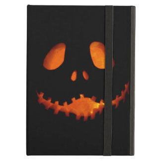 Halloween Jack-o-Lantern Skeleton Grin iPad Air Case