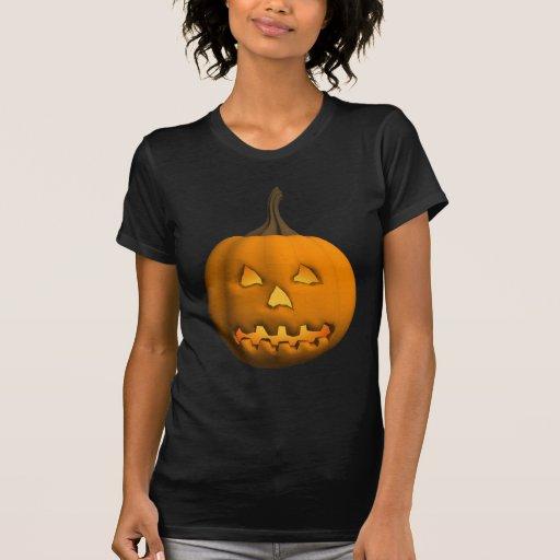 Halloween: Jack-o-Lantern: T Shirts