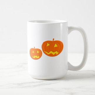 Halloween Jack-O-Lanterns Mugs