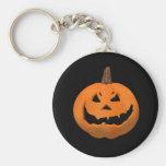 Halloween: Jack-O-Linterna malvada: Llavero