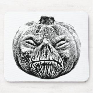 Halloween Jack O'Lantern. Merry Christmasoween Mouse Pad