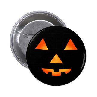 Halloween Jack O'Lantern Pins