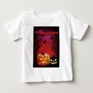 Halloween Jack O'Lanterns Baby T-Shirt