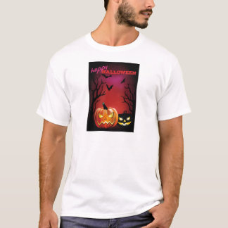 Halloween Jack O'Lanterns T-Shirt