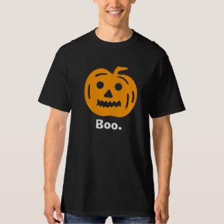 Halloween Jackolantern Boo shirt