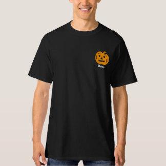 Halloween Jackolantern front pocket shirt