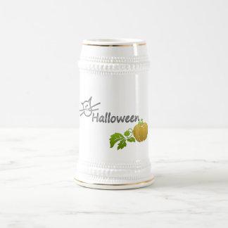 Halloween Jarra De Cerveza