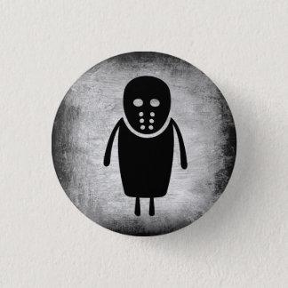 "Halloween ""Jason"" Button"