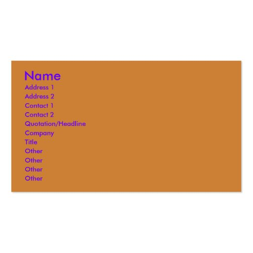 Halloween - Just a Lil Spooky - Basenji Double-Sided Standard Business Cards (Pack Of 100)