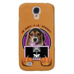 Halloween - Just a Lil Spooky - Beagle Samsung Galaxy S4 Cover