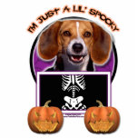 Halloween - Just a Lil Spooky - Beagle Acrylic Cut Outs
