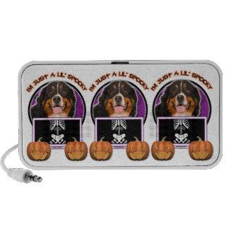 Halloween - Just a Lil Spooky - Bernie iPhone Speaker