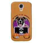 Halloween - Just a Lil Spooky - Boxer - Vindy Galaxy S4 Case
