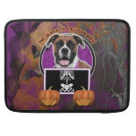 Halloween - Just a Lil Spooky - Boxer - Vindy Sleeve For MacBooks