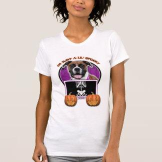 Halloween - Just a Lil Spooky - Boxer - Vindy T-shirt