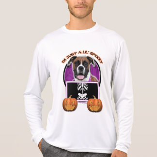 Halloween - Just a Lil Spooky - Boxer - Vindy Tshirts