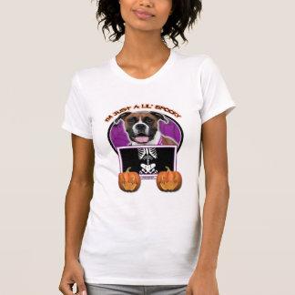 Halloween - Just a Lil Spooky - Boxer - Vindy T Shirt
