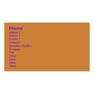 Halloween - Just a Lil Spooky - Brussels Griffon Business Card Template