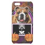 Halloween - Just a Lil Spooky - Bulldog iPhone 5C Case