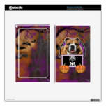 Halloween - Just a Lil Spooky - Bulldog Skins For Kindle Fire
