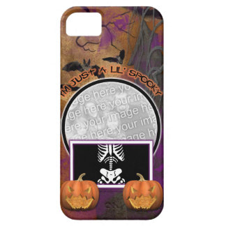 Halloween - Just a Lil Spooky iPhone 5 Cases