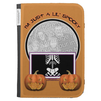 Halloween - Just a Lil Spooky Kindle Keyboard Covers
