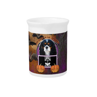 Halloween - Just a Lil Spooky - Cavalier - Tri-col Beverage Pitcher