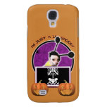 Halloween - Just a Lil Spooky - Cheagle - Izzy Galaxy S4 Cover