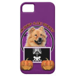 Halloween - Just a Lil Spooky - Chow Chow - Cinny iPhone 5 Cases