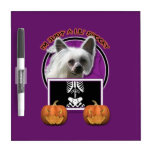 Halloween - Just a Lil Spooky - Crestie - Kahlo Dry Erase Whiteboards