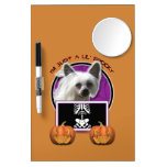 Halloween - Just a Lil Spooky - Crestie - Kahlo Dry-Erase Boards
