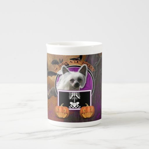 Halloween - Just a Lil Spooky - Crestie - Kahlo Tea Cup