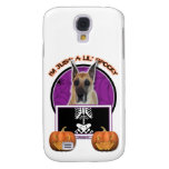 Halloween - Just a Lil Spooky - Great Dane Galaxy S4 Covers