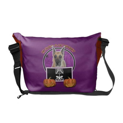Halloween - Just a Lil Spooky - Great Dane Commuter Bag