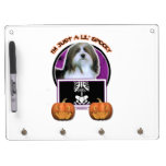 Halloween - Just a Lil Spooky - Havanese Dry-Erase Boards