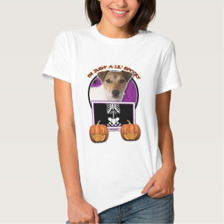 Halloween - Just a Lil Spooky - Jack Russell T-Shirt