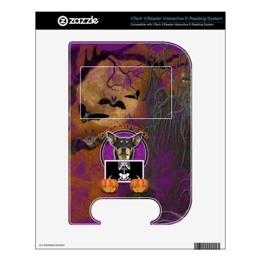 Halloween - Just a Lil Spooky - Kelpie - Jude VTech V.Reader Decal