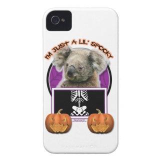 Halloween - Just a Lil Spooky - Koala iPhone 4 Case