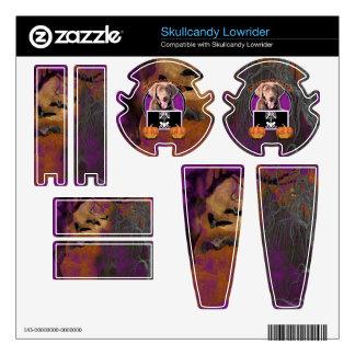 Halloween - Just a Lil Spooky - Labrador - Chocola Skullcandy Skin
