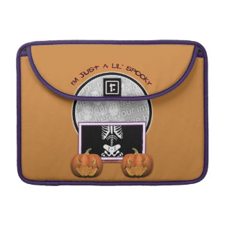 Halloween - Just a Lil Spooky Sleeve For MacBooks