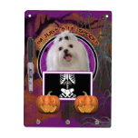 Halloween - Just a Lil Spooky - Maltese Dry Erase Boards