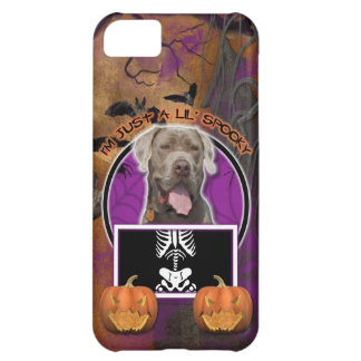 Halloween - Just a Lil Spooky - Mastiff - Snoop Case For iPhone 5C