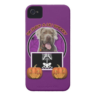 Halloween - Just a Lil Spooky - Mastiff - Snoop iPhone 4 Case